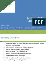 Chapter 14  Financing Liabilities