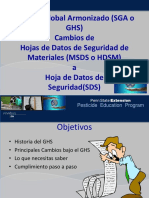 MSDS SDS Difference Spanish1 (1)