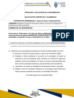 U2ADA3 BD Multidisciplinaria