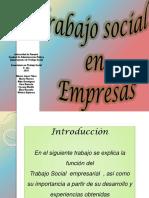 Trabajo Social En Empresas.pptx