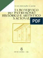 15. NIMUENDAJU, Curt. a Habitação Dos Timbira. 1944