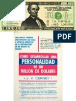 Cerney JV - Como Desarrollar Una Personalidad De Un Millon De Dolares.pdf