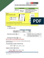 Matemáticas -Resolución de Practicamos