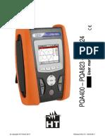 Manual PQA 824