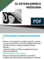 El Sistema Juridico Musulman
