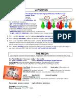 Language, Information, Communication