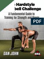 The Hardstyle Kettlebell Challenge (eBook)