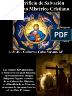 El Sacrificio de Salvación en el Culto Mistérico Cristiano - Imágenes