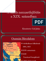 A szerb nemzetfejldődés a XIX. században1.ppt Gál Jolán