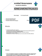 Alteraciones Menstruales Final
