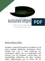Billares elipticos