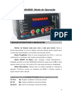 Manual - Usca - Stz-mg4000 YANMAR