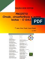 Resultados Eleição GALO 2017