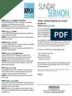 Growth Guide Week of December 4