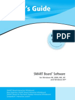 SMART Board Software Manual