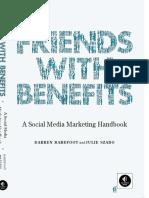 Darren Barefoot, Julie Szabo-Friends With Benefits a Social Media Marketing Handbook-No Starch Press(2009)