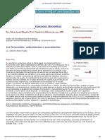 Los Flavonoides_ Antioxidantes o Prooxidantes