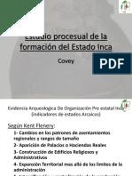 Covey Formacion Del Estado Inca Arq