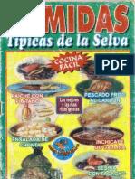 Comidas típicas de la Selva y Sierra del Perú