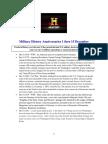 Military History Anniversaries 1201 Thru 121515
