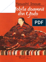 Y.inoue – Nobila Doamnă Din Yodo