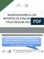 MODIFICACIONES REPORTES EVALUACION 2017-2018.pdf