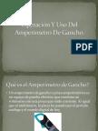 Operación Y Uso Del Amperímetro de Gancho