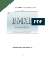 BMXP Software Manual