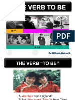 Unit 1 Verb Tobe