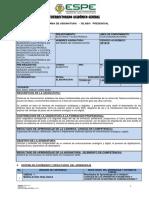 Sgcdi321 Formato Silabo Sistemas de Comunicaciones