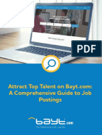 Job Posting eBook