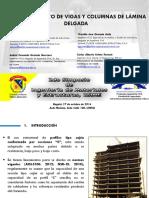 12-Comportamiento Vigas Columnas Lamina Delgada Ag