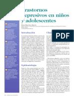 Depresion en Pediatria
