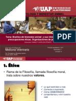 Clase 10. Bioetica Papel Med Vet