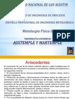 Austemp y Martemp III Reg