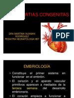 Cardiopatias Cong Pca y Fallot