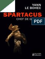 Spartacus_ Chef de Guerre - Yann Le Bohec