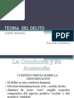 TEORIA DEL DELITO Fernando Castellanos