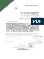 Documentos entregados a Fiscalía sobre vínculos PPK-Odebrecht [Manuel Dammert]