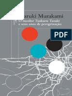 [Haruki_Murakami] O Incolor Tsukuru Tazaki e Seus Anos de Peregrinação