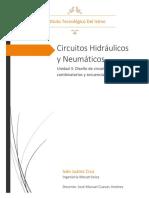 Diseño de circuitos combinatorios y secuenciales neumáticos