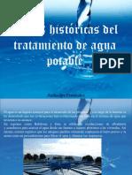 Bases Históricas Del Tratamiento de Agua Potable