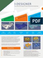 Geo Designer for Casting DFM analysis