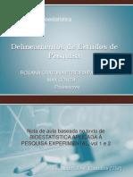 unidade I  delineamentos de pesquisa.pptx