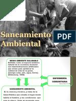 Saneamiento Ambiental Unt
