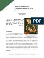 Centeno, S - Retòrica e ideologìa en la Carta a los Romanos de Pablo de Tarso