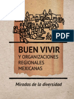 Buen Vivir y Organizaciones Sociales Mexicanas 2017