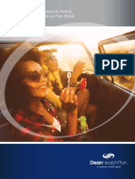 DeanCare 2018 Individual & Family Insurance Plan Book - 3026_1708_2018_indy_planbook_web