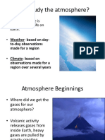 01 - composition and structure of the atmosphere
