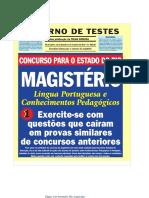 Teste Magistério 1